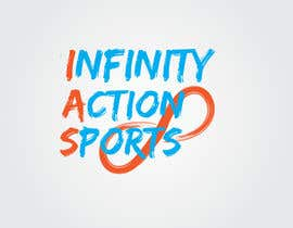 #35 for Infinity Action Sports Logo by shamil2008