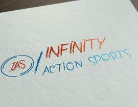 Nro 24 kilpailuun Infinity Action Sports Logo käyttäjältä MDwahed25