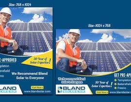 nº 10 pour Banner Ads for Solar Sales par anantomamun90
