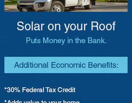 #6 for Banner Ads for Solar Sales by RainbowVivid