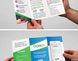 nº 7 pour Update a brochure and Tradeshow Booth to have the same look/feel as my website par ROCKdesignBD