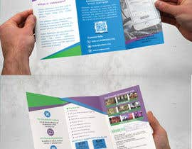 nº 26 pour Update a brochure and Tradeshow Booth to have the same look/feel as my website par ROCKdesignBD