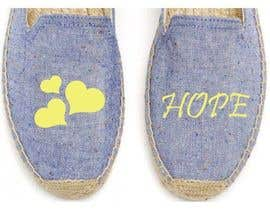 #13 for TYPOGRAPHY EMROIDERY FOR A CANVAS SHOES by engbknphlawan47