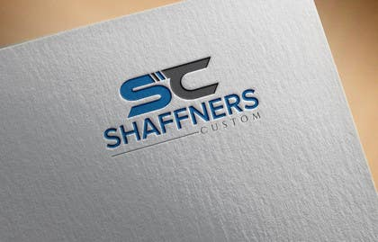 #72 for Shaffners Custom by Crativedesign