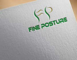 nº 43 pour Design a Logo for start up - FINE POSTURE par ataurbabu18