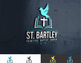nº 183 pour Logo Design for St Bartley Church par Hightlink