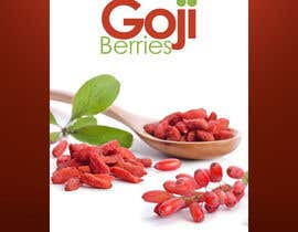 #11 for Label Design -- Goji Berries by lowie14