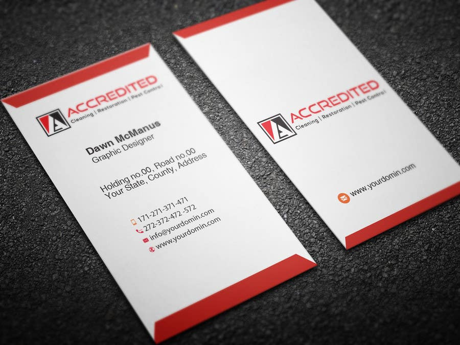 Proposition n°274 du concours Design some Business Cards