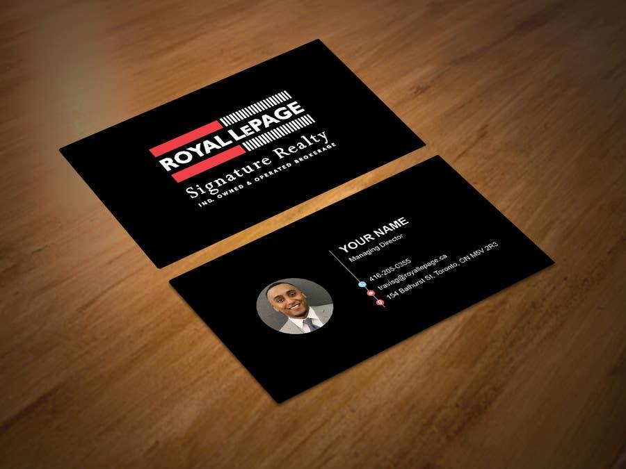 Proposition n°21 du concours Design some Business Cards