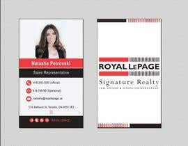 #116 for Design some Business Cards by Nuuhashahmed