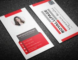 #186 for Design some Business Cards by Jonmartin385