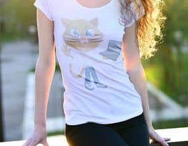 nº 143 pour Design a T-Shirt par DesignBuzz99
