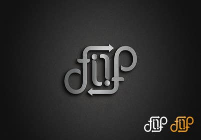 #415 for Develop a  Logo for the flip by jamilafridi