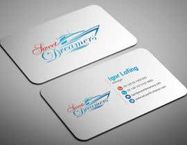 nº 543 pour Design some Business Cards par smartghart