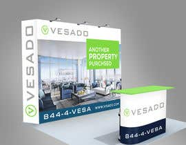 #9 for Tradeshow Booth Graphics by DEZIGNWAY