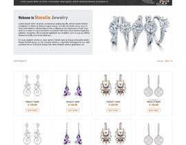 nº 26 pour Design a Website Mockup par MadniInfoway01