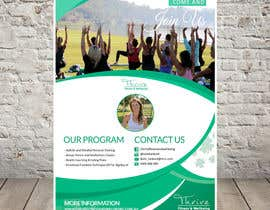 #15 for Design a flyer for fitness business by SubheSaadik