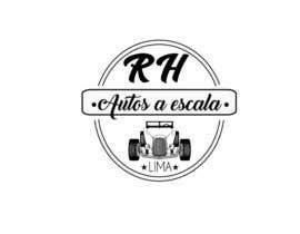 nº 30 pour Logotipo de RH Autos a Escala Lima par ljardesign