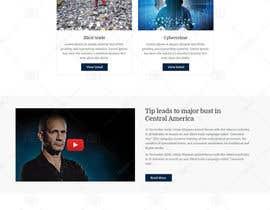 nº 24 pour Modern responsive Website inspired by another website par doomshellsl