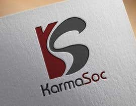 #282 for Logo Design for KarmaSoc by itsvikz13