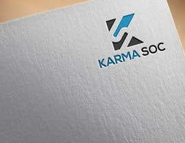 nº 109 pour Logo Design for KarmaSoc par aidesign2017