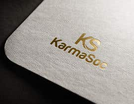 nº 269 pour Logo Design for KarmaSoc par Rainbow60