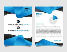 #5 for Design a brochure for a digital agency by MohamnedAdeL