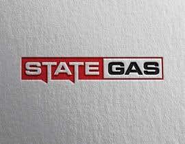 nº 34 pour Design a simple logo for a new company 'State Gas' par mindreader656871