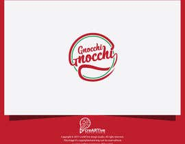 #96 for Gnocchi Gnocchi Logo Design by CREArTIVEds
