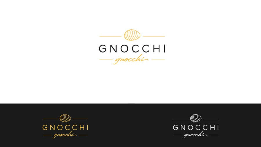 Contest Entry #163 for Gnocchi Gnocchi Logo Design