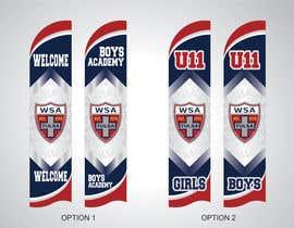 Nro 11 kilpailuun Design a Soccer Field Flag käyttäjältä jeanvillegas75