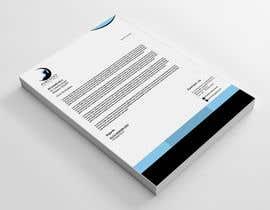 nº 21 pour business letter and card design par airasel