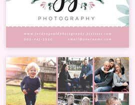 #25 for Design Business Card for Photography Company by Bendricks
