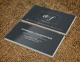 #151 for Design some Business Cards by RohanPro