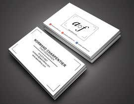#155 for Design some Business Cards by RohanPro