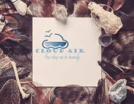 #89 for Design a Logo for Cloud Air by nusratjahan4016