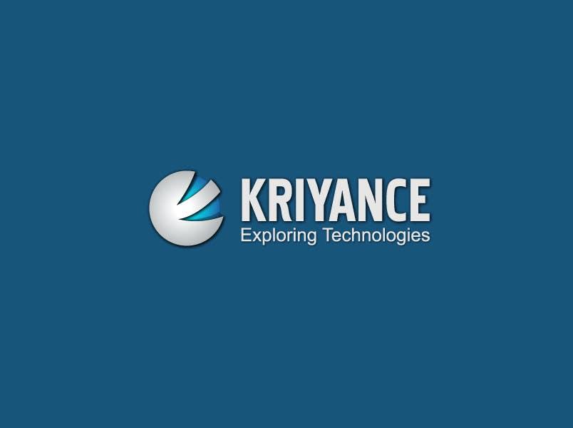 Inscrição nº                                         33                                      do Concurso para                                         Design a Logo for kriyance