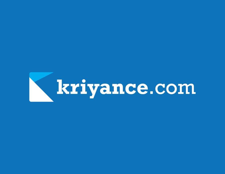 Inscrição nº                                         42                                      do Concurso para                                         Design a Logo for kriyance