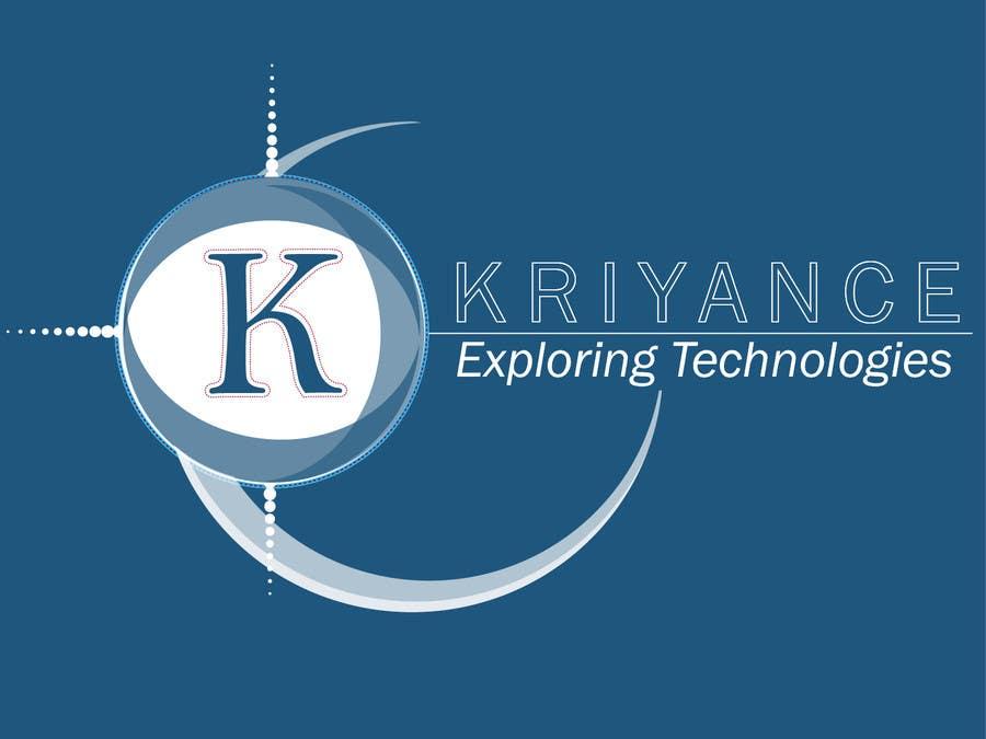 Inscrição nº                                         36                                      do Concurso para                                         Design a Logo for kriyance