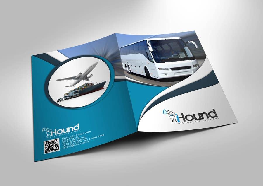 Konkurrenceindlæg #                                        28                                      for                                         Design a Brochure for iHound