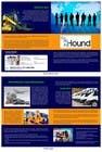 Graphic Design Konkurrenceindlæg #14 for Design a Brochure for iHound