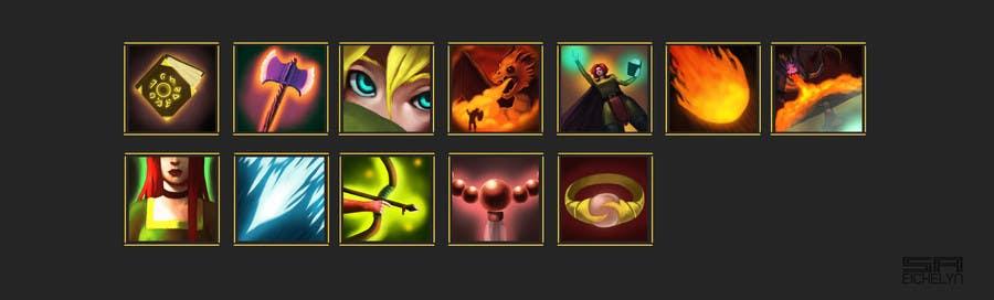 Proposition n°18 du concours RPG App Icons