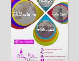 nº 9 pour Advertise bridal consignment business par MohamnedAdeL