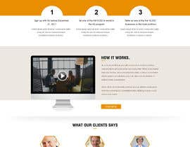 #2 for Landing page for Gold by webidea12