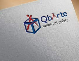 nº 77 pour Logo design for art gallery website par maanojam