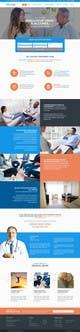 Icône de la proposition n°7 du concours Design Homepage design for my website