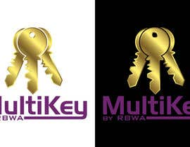 nº 3 pour New Logo Required - Multikey par marcelorock