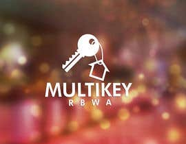 nº 19 pour New Logo Required - Multikey par gauravparjapati
