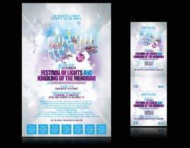 #16 untuk Graphic Design for TicketPrinting.com HANUKKAH POSTER & EVENT TICKET oleh thuanbui