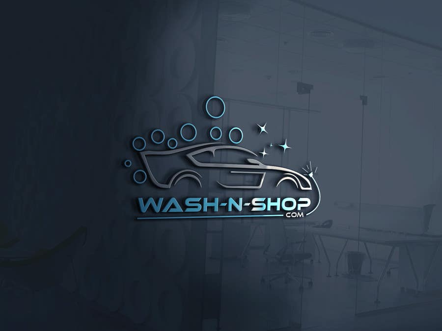 Proposition n°76 du concours Logo Design for Car Wash